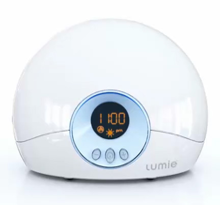 Lumie Bodyclocks for easy Drifting-off and Waking-up