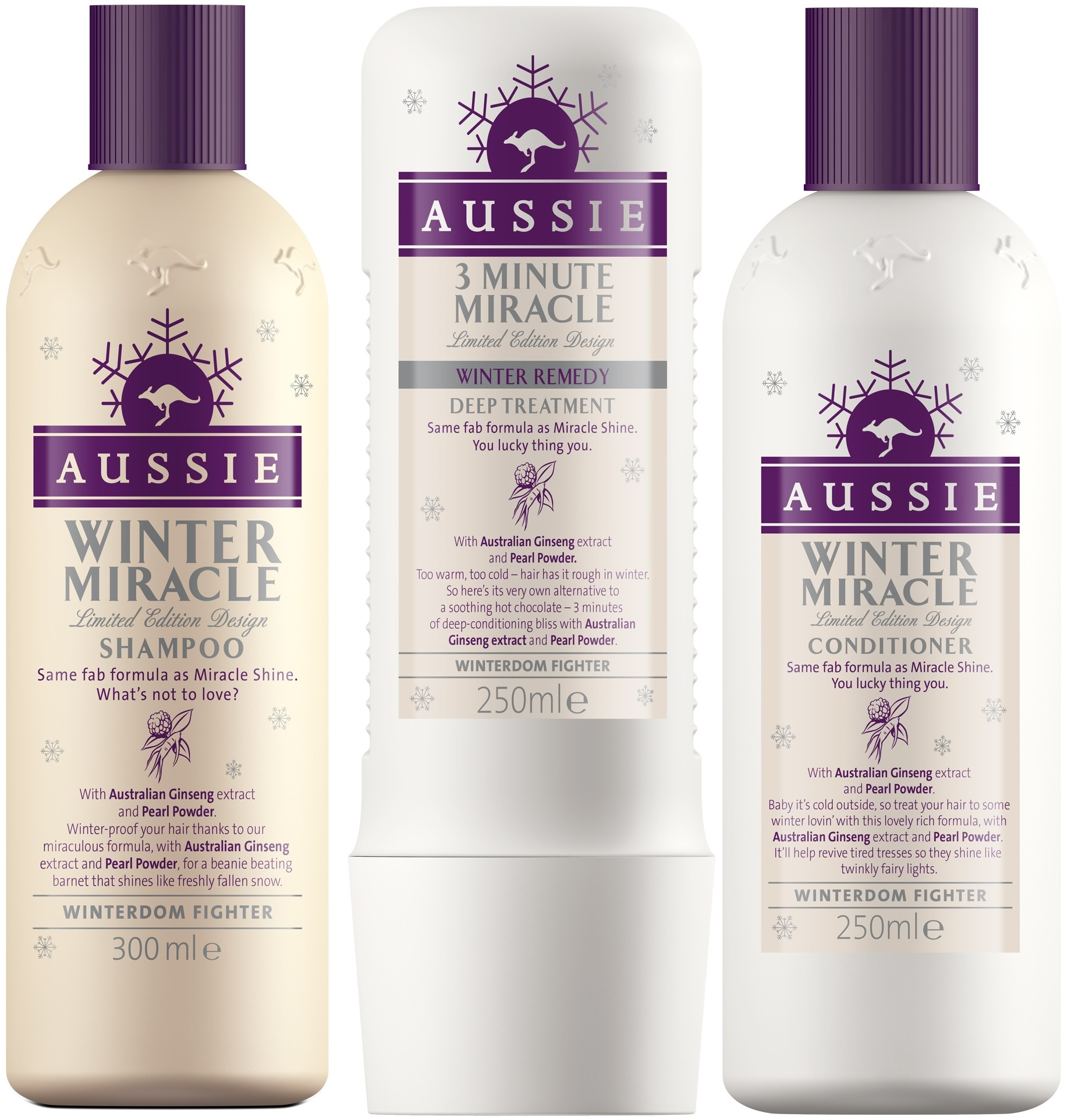 The Aussie Winter Miracle Collection