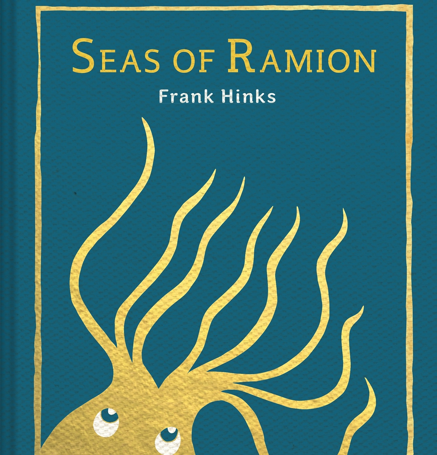 Seas of Ramion by Frank Hinks – Book Review