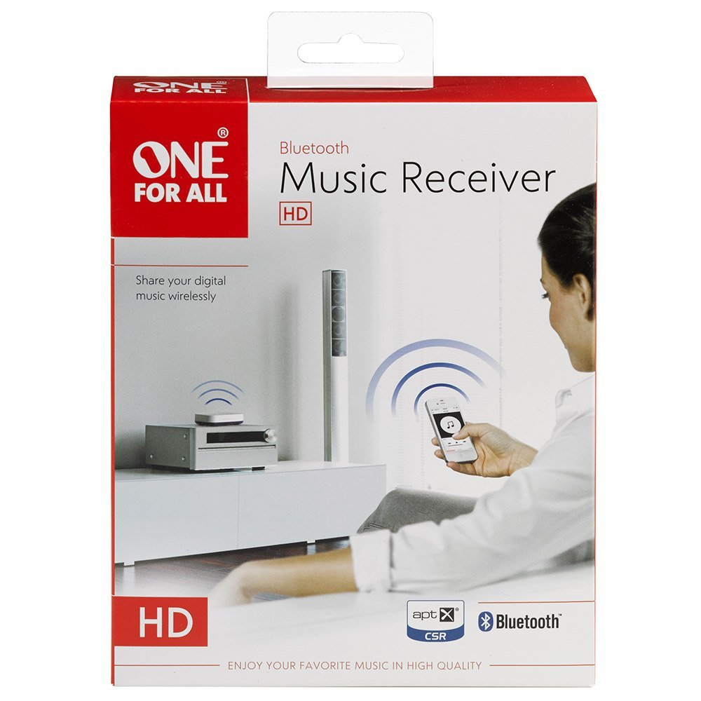 One For All Wireless Music Receiver HD