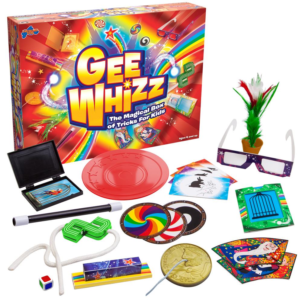 Gee Whizz Magical Box of Tricks