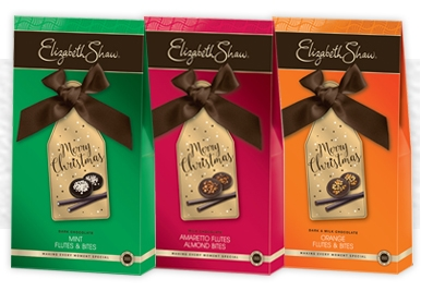 Elisabeth Shaw Chocolates for Christmas