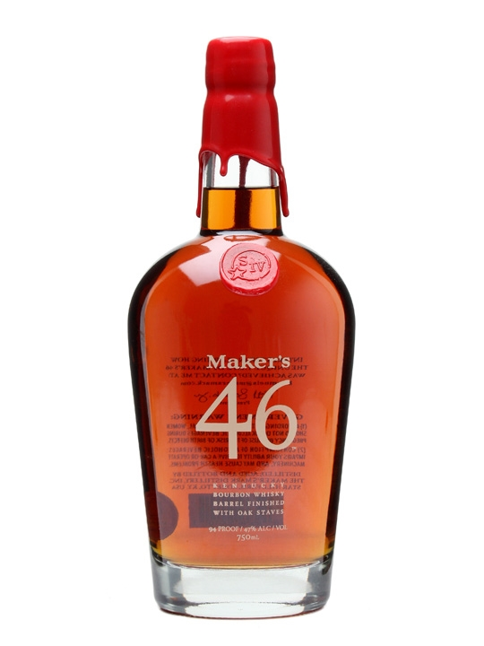 Maker's 46, the Perfect Gift for Whisky Fans