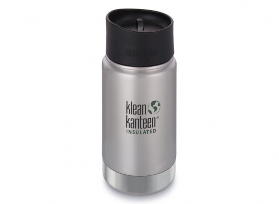 Klean Kanteen's Wide Vacuum Sealed Bottle