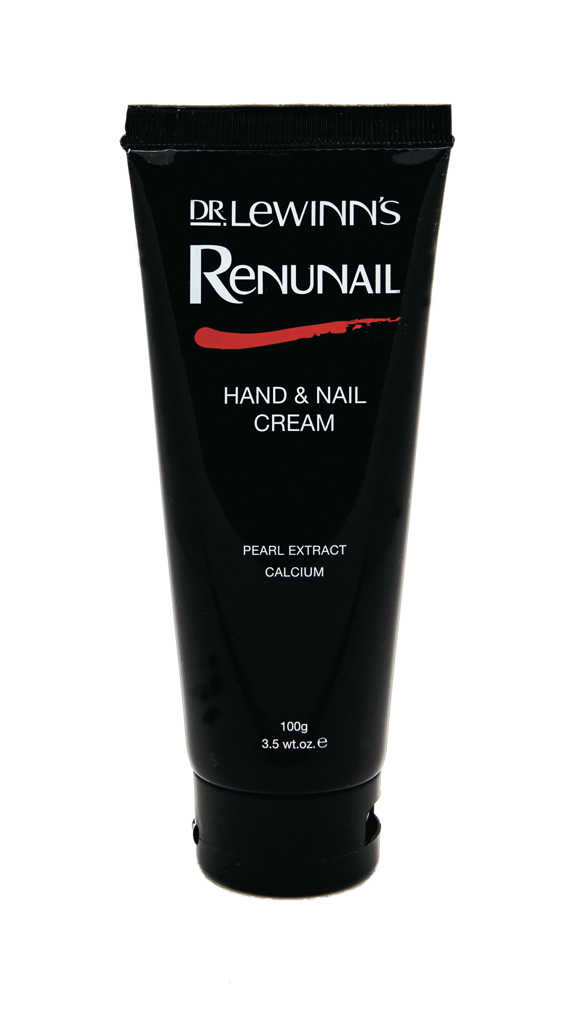 Image showing tube of Renunail Hand and Nail Cream