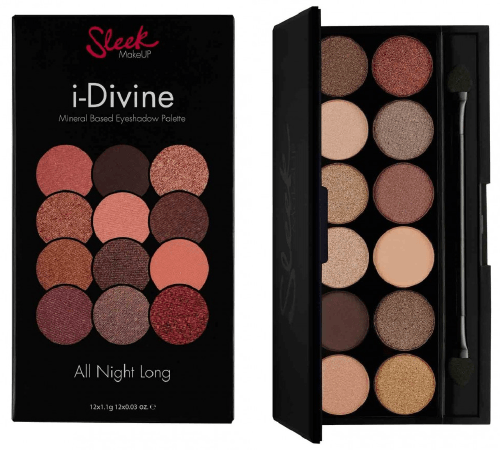 Image showing Sleek Make-Up iDivine Eyeshadow Palette