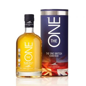 Lakes Distillery Blended Whisky - The One, with Cylinder