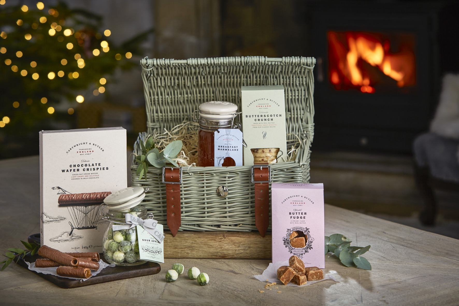Christmas Treats - Cartwright & Butler The South Dalton Hamper