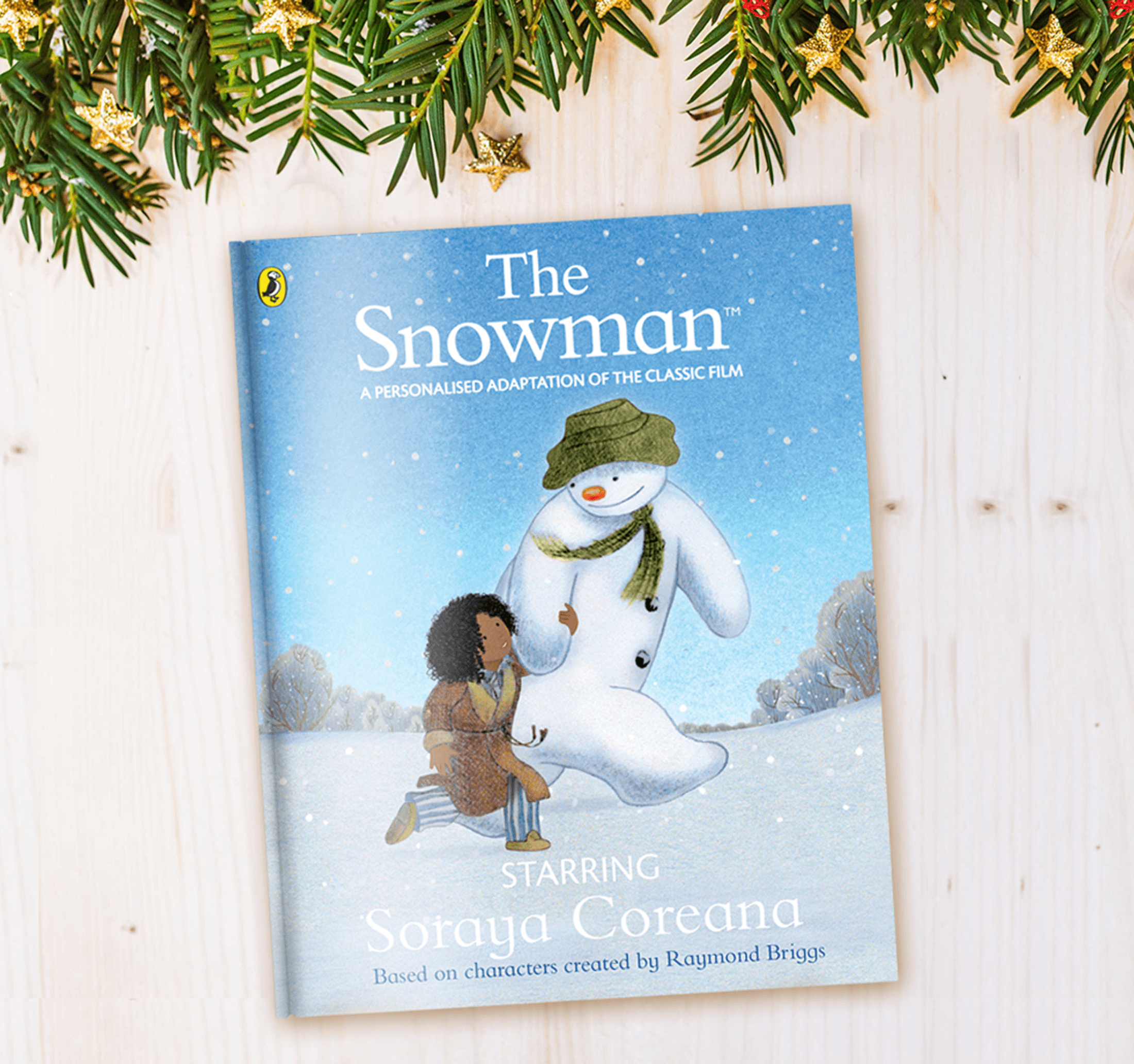 Personalised Books for Children - The Snowman