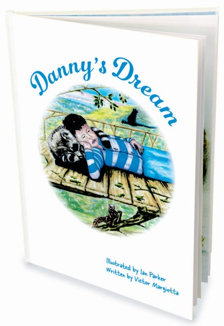 The Best Children's Book Of 2020 – Danny's Dream, An Ideal Christmas Present